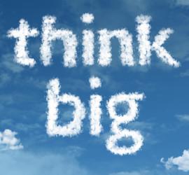 לחשוב בגדול בעסקים